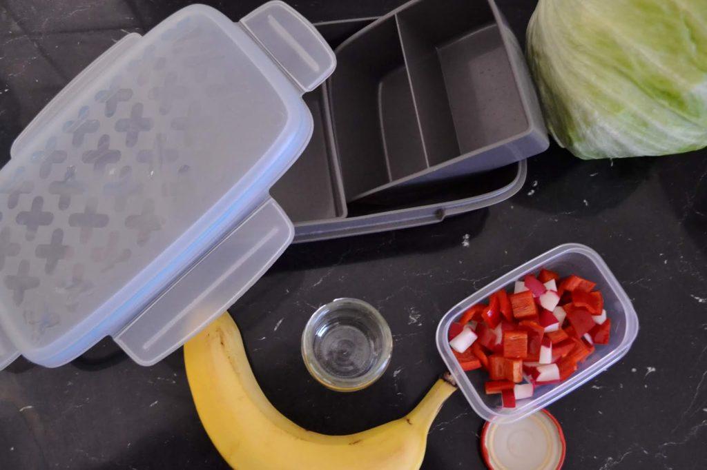 Lunchbox na uczelnię i do pracy może być pożywny i smaczny