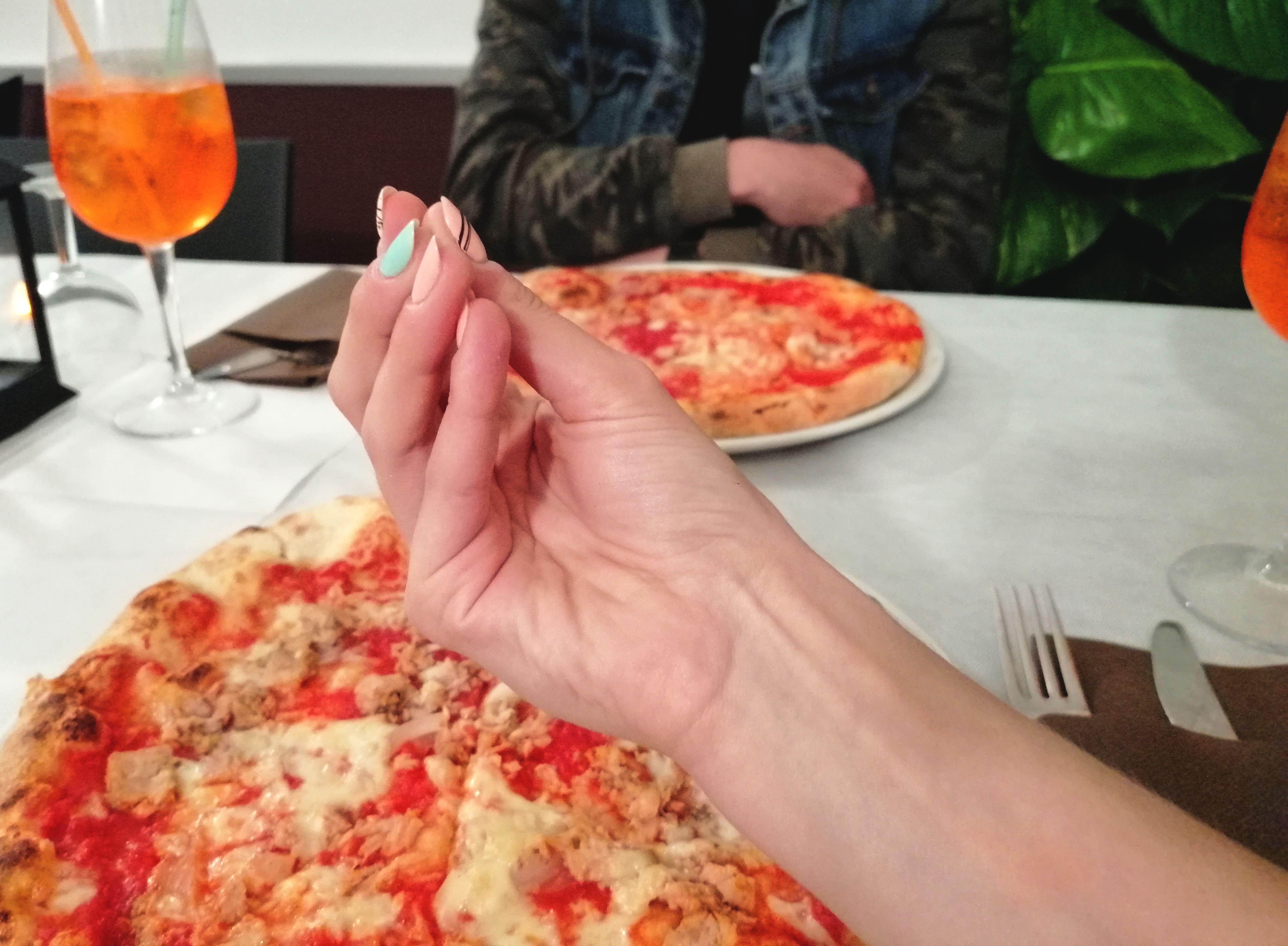 Włoskie obyczaje są śmieszne