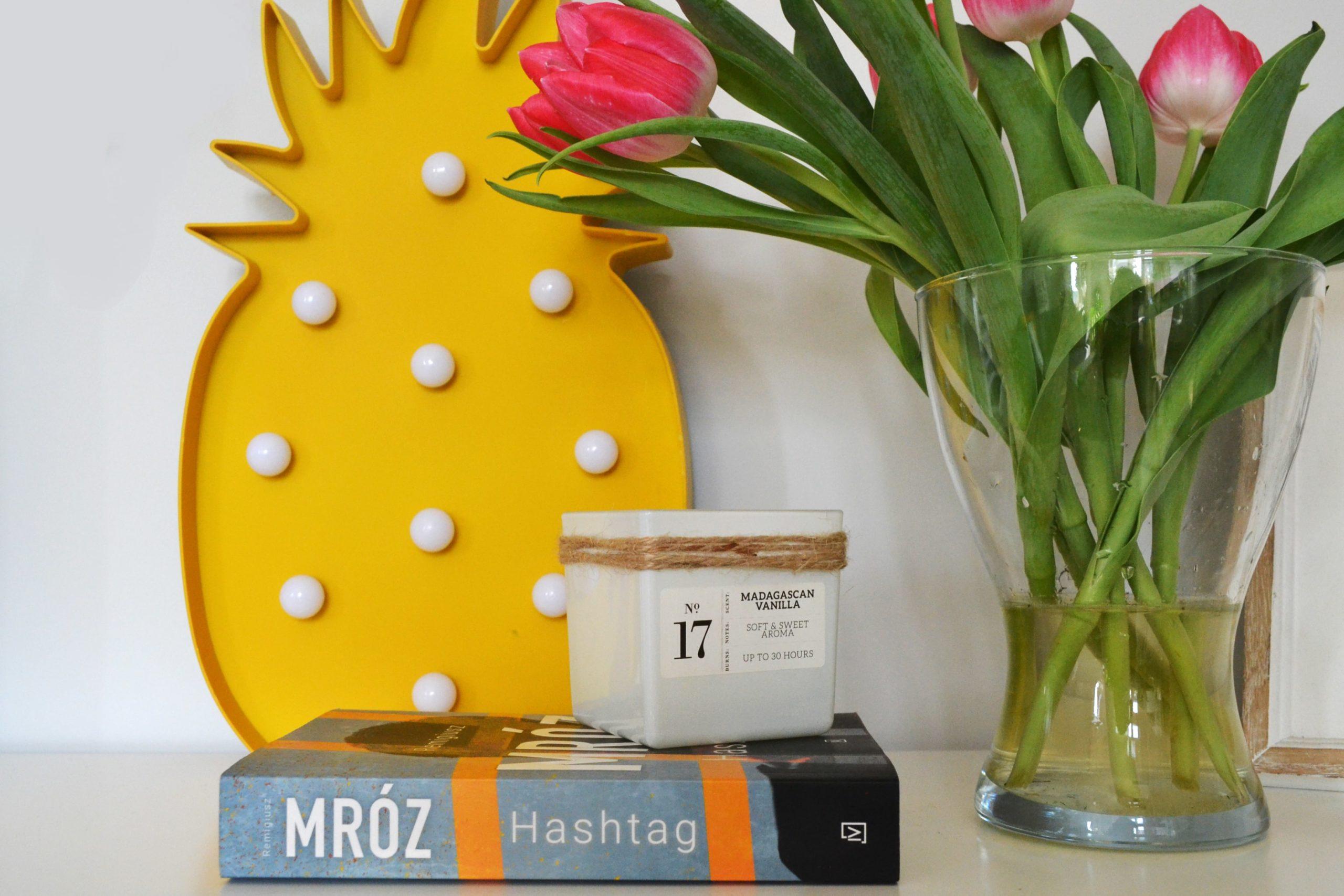 Hashtag Mroza to świetna książka